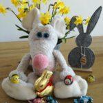 Louis wünscht Frohe Ostern